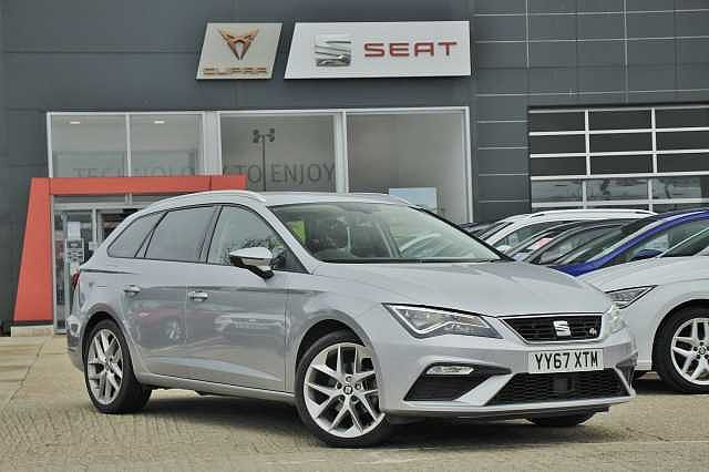SEAT Leon Estate (2016) 1.4 EcoTSI FR Tech 150PS DSG
